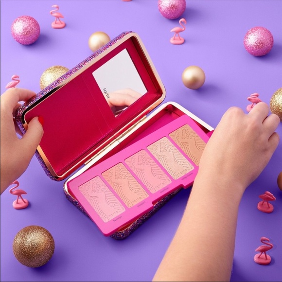 tarte Other - Tarte Life of the Party Blush Palette & Clutch